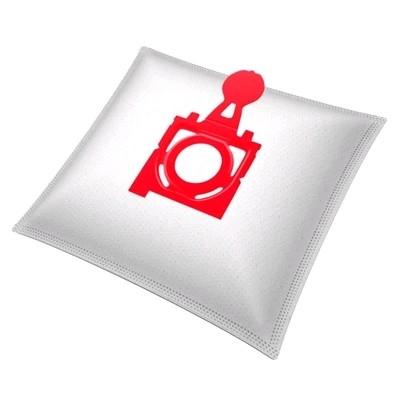 1SlD4tC60I - ZMB 03 K Комплект пылесборников (4шт+фильтр, ZELMER КРАСНЫЙ)