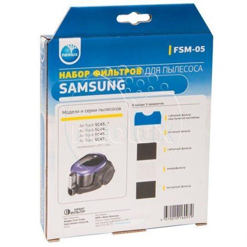 7qQQtH6Fyg 1 500x500 - FSM-05_NEOLUX Набор фильтров для SAMSUNG (5 фильтров)