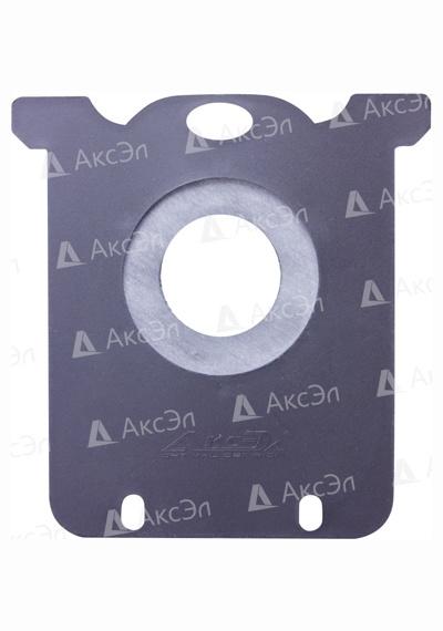 MX 02.3 - MX-02 Мешок-пылесборник Ozone многоразовый для пылесоса  ELECTROLUX, тип оригинального мешка: S-Bag.