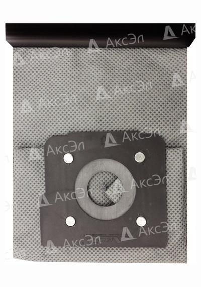 MX 07.2 - MX-07 Мешок-пылесборник Ozone многоразовый для пылесоса LG, CAMERON, MOULINEX, SCARLETT (тип оригинального мешка: TB-33)