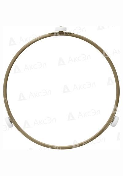 RD 02.3 - RD-02 EUROKITCHEN Кольцо вращения универсальное для СВЧ-печи, диаметр кольца - 190 мм, диаметр ролика - 14 мм