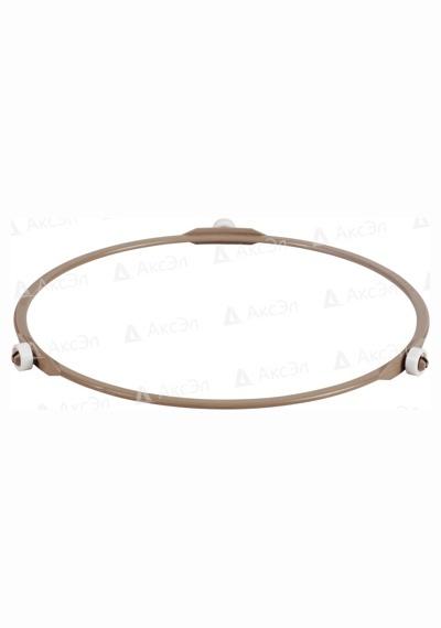 RD 05.2 - RD-05 EUROKITCHEN Кольцо вращения универсальное для СВЧ-печи, диаметр кольца - 222 мм, диаметр ролика - 15 мм