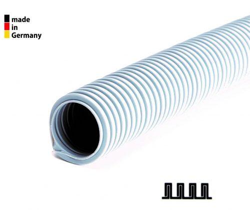 VSM 45 500x421 - VSM, 45 мм (55 мм) Шланг для пылесоса, черный (цена за 1 метр)