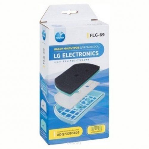 flg69 1 500x500 - FLG-69_NEOLUX Набор фильтров для LG (2 фильтра + пластик.корпус)