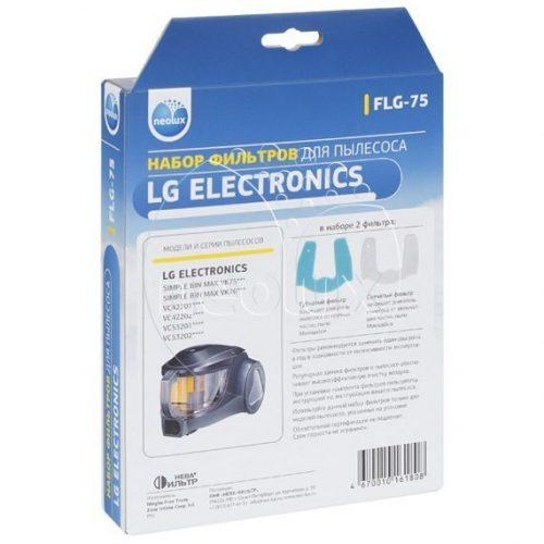 flg 75  1 1 500x500 - FLG-75_NEOLUX Набор фильтров для LG (2 фильтра)