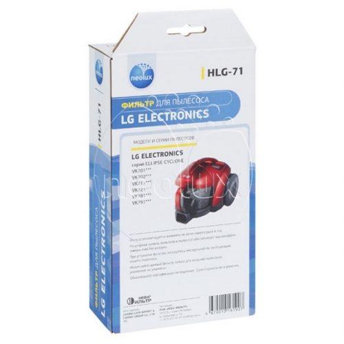hlg71 6 1 500x500 - HLG-71_NEOLUX HEPA-фильтр  для  LG (уп. 1 шт.) (ориг код ADQ68101904)