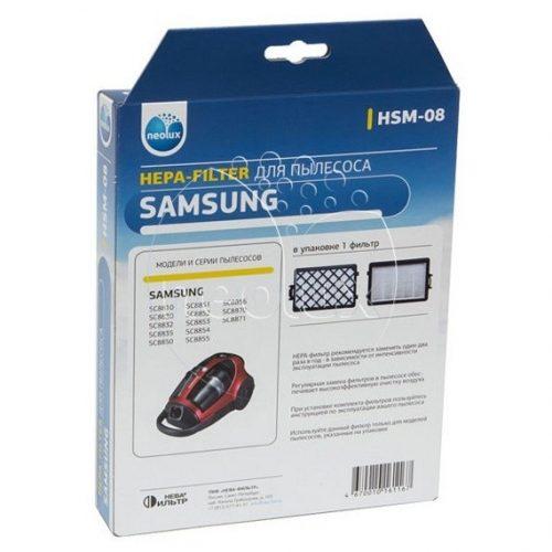 hsm08 1 1 500x500 - HSM-08 NEOLUX HEPA-фильтр для SAMSUNG (аналог DJ97-01670D)