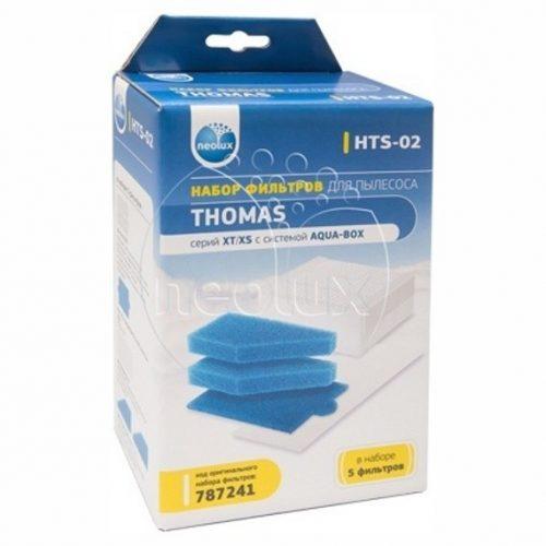 thumb 402 product big 1 500x500 - HTS-02 Набор фильтров для пылесоса THOMAS Vestfalia XT (ориг. код 787241)