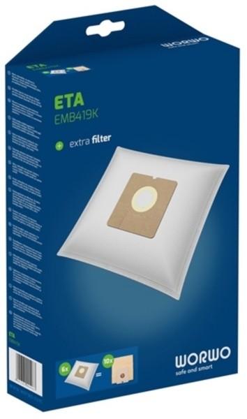 x8QhtTVu3k 1 - EMB419K Комплект пылесборников 6шт + фильтр (Scarlett, Saturn, Shivaki, Bork, Bimatek, Atlanta, Vitek)