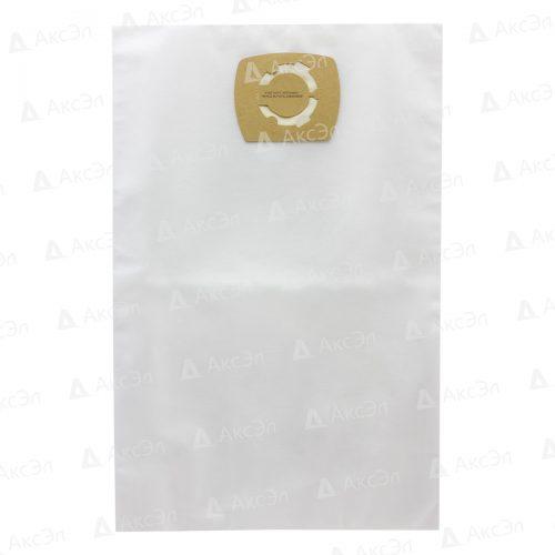 36L 5.2 универсальный мешок для пылесоса 500x500 - 36L/5 Универсальные фильтр-мешки OZONE для профессиональных пылесосов,  объемом бака до 36 л., диаметр фланца 58-70 мм, вертикальный, 5 шт.