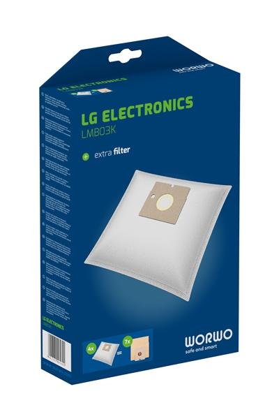 LMB03 1 - LMB 03 K Комплект пылесборников (LG TB36)