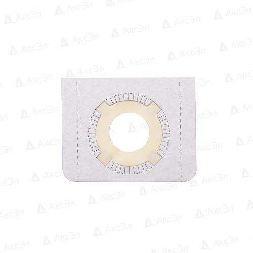 MXT UN20 3.3 мешки для проф. пылесосов 500x500 - MXT-UN20/3 Мешки универсальные OZONE, до 36 литров, диаметр фланца 59-70 мм, 3 шт., горизонтальные