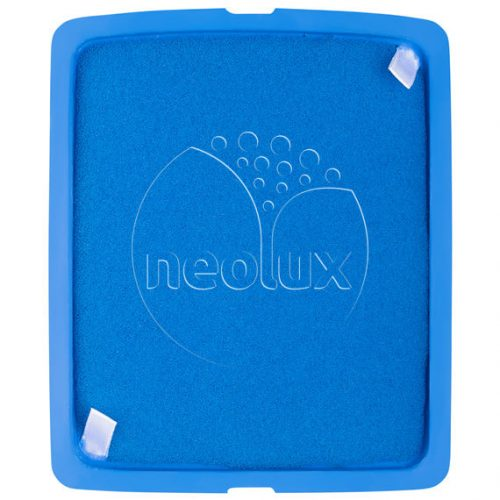 HPL 972 2 фильтр для Philips 500x500 - HPL-972_NEOLUX  Моторный фильтр для PHILIPS (1 фильтр)