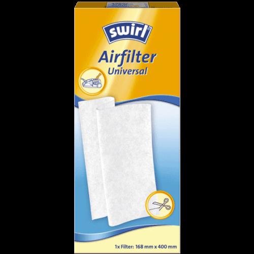optimized 500x500 - SWIRL 6763743 Фильтр воздушный универсальный для пылесоса